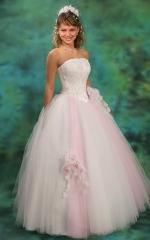 Цветные свадебные платья: красота в индивидуальности! | Свадебный