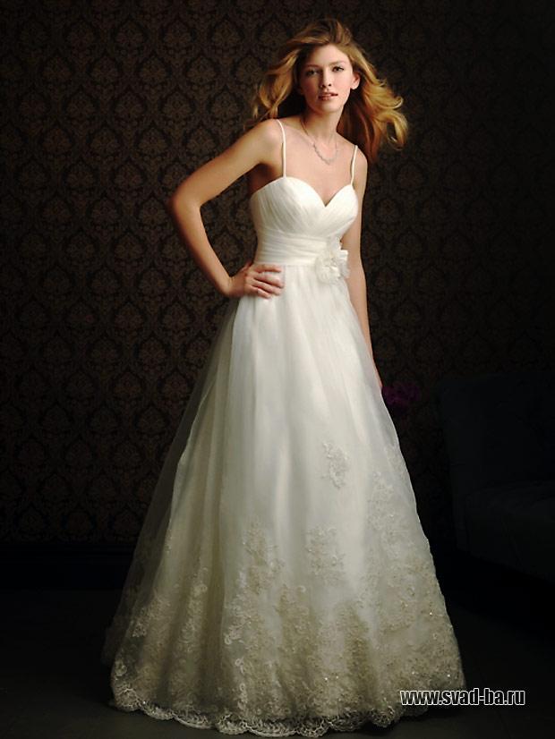 Wedding Saloon :: Свадебные платья, кружева - Свадебные платья и